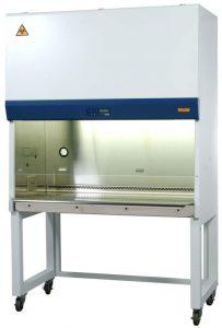 آشنایی با انواع هودهای آزمایشگاهی و کاربرد های آن، هود میکروبی