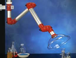 آشنایی با انواع هودهای آزمایشگاهی و کاربرد های آن، هود بازویی
