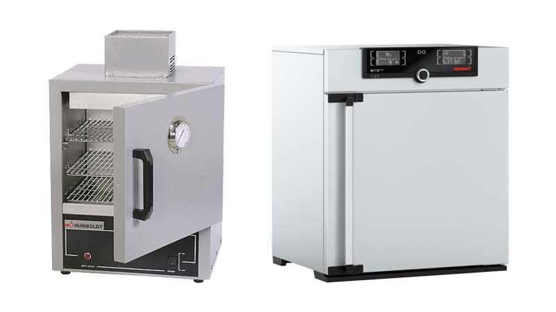 oven vs incubator