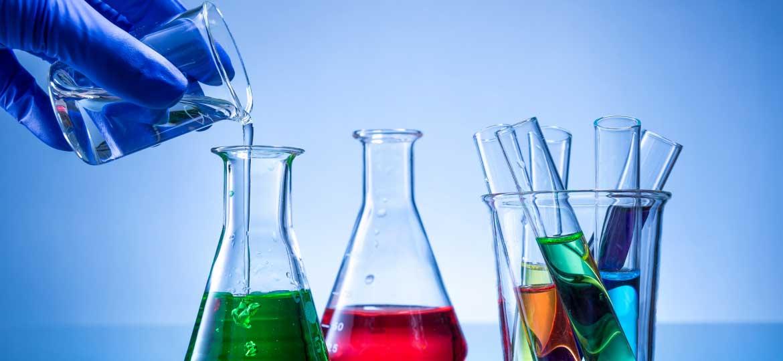انواع مواد شیمیایی صنعتی