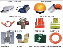 انواع تجهیزات ایمنی آزمایشگاه