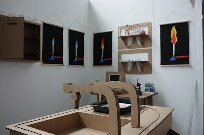 دستگاه آزمایشگاه کاغذ و مقوا