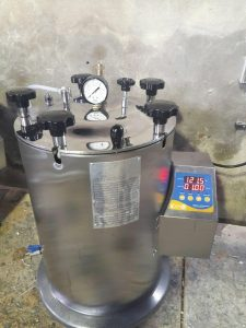 دستگاه های عمومی آزمایشگاه اتوکلاو