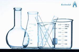 لیست لوازم آزمایشگاهی و شیشه آلات آزمایشگاهی
